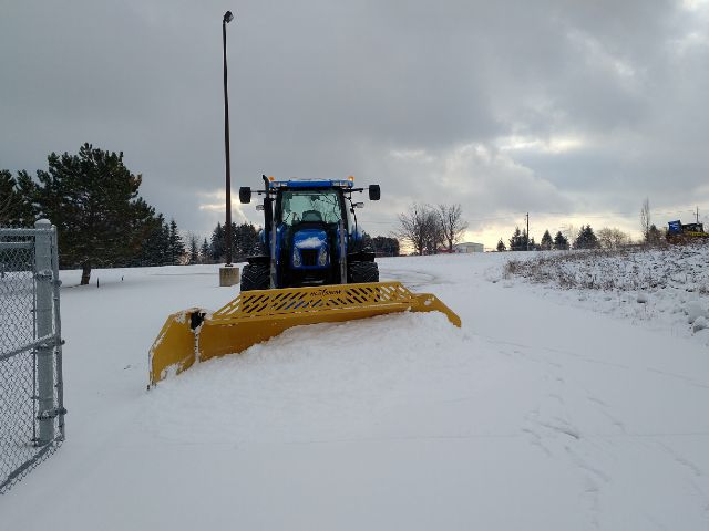 Whispering Pines Landscaping orangeville snow removal
