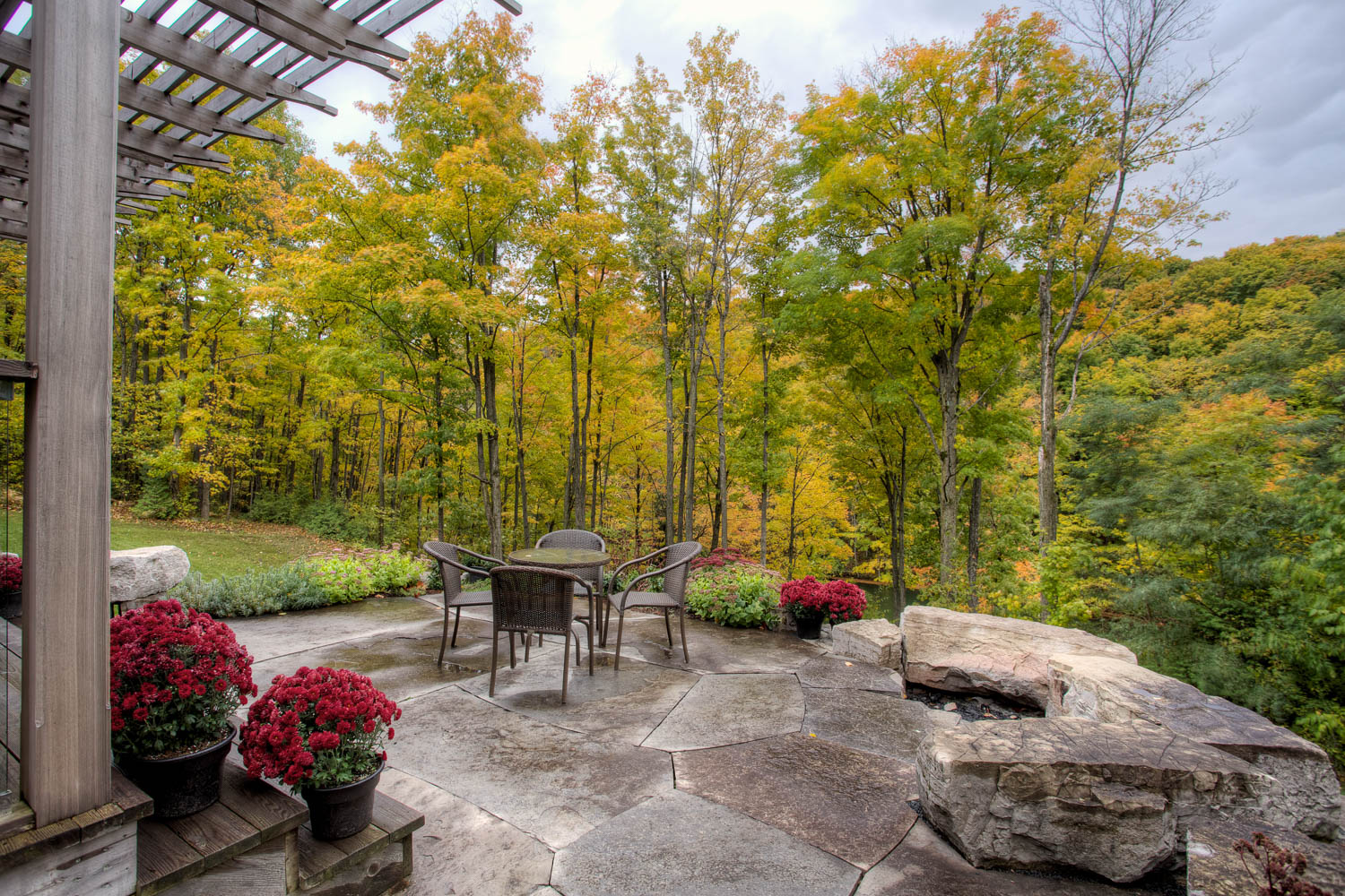 Whispering Pines Landscaping located in Orangeville Ontario
