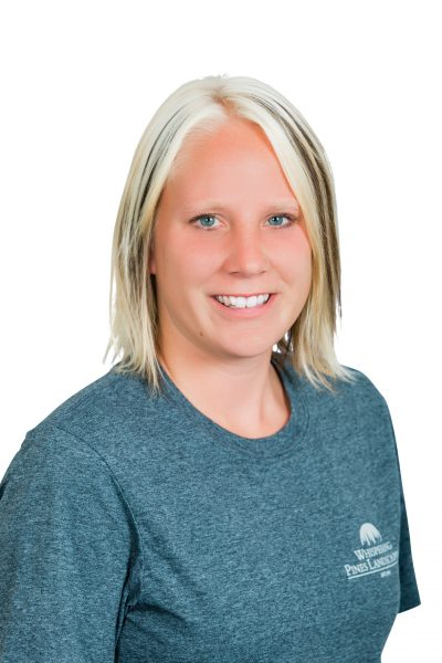 Nikki Kottelenberg - Gardening Crew Leader