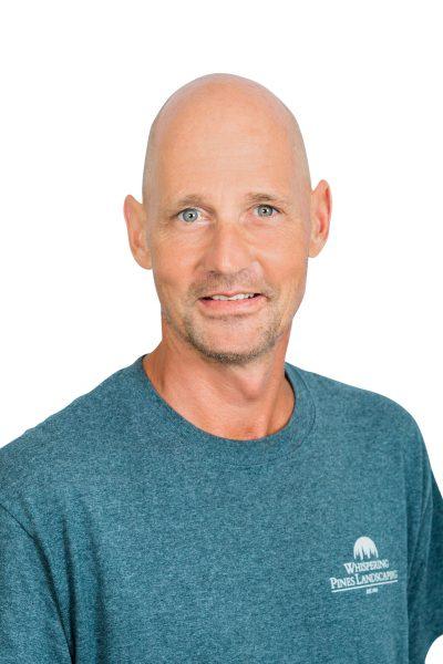 Dave Oosterhof- Maintenance Crew Leader