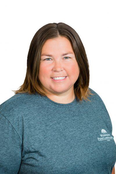 Kelly Keates - Gardening Crew Leader