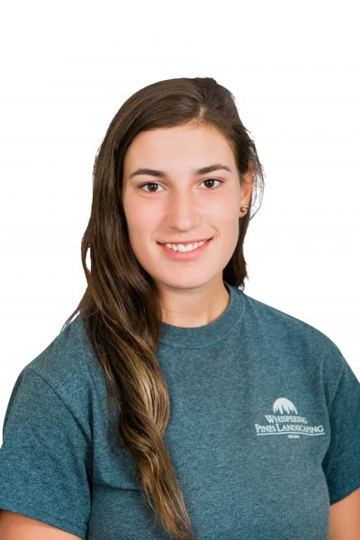 Miranda Niezen - Gardening Crew Leader
